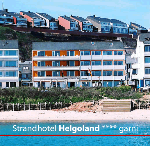Hotel Garni Helgoland